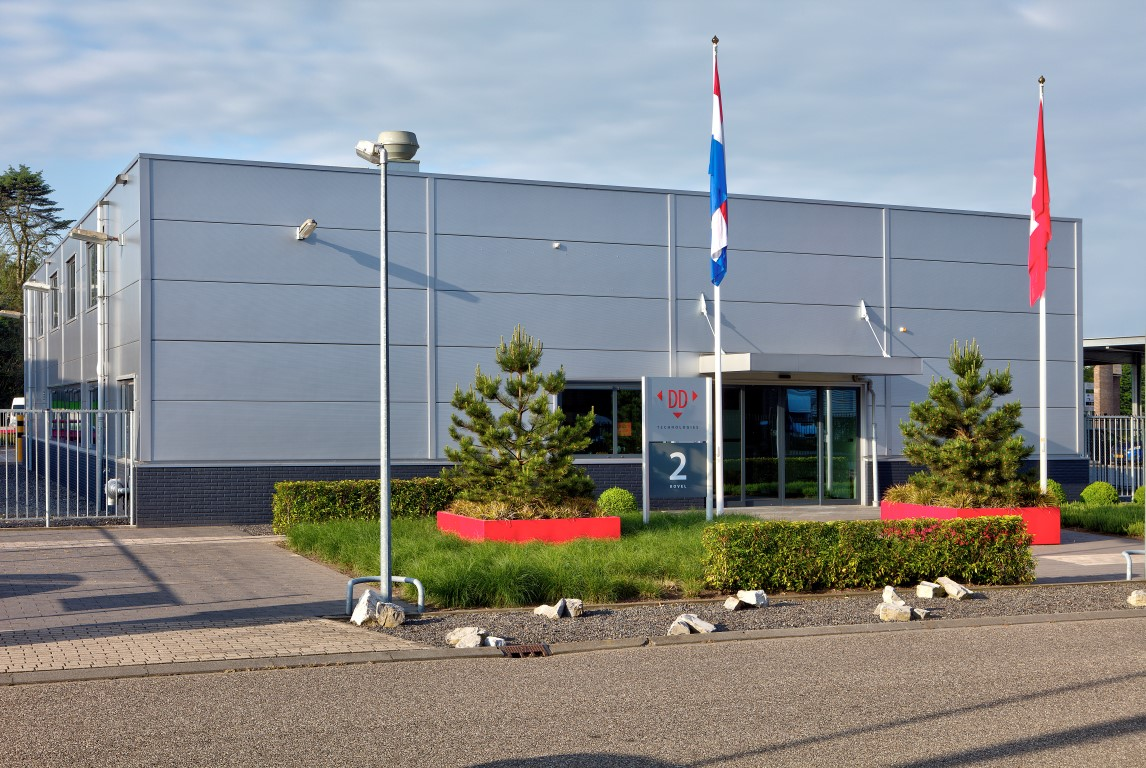 Dutch Diamond Technologies