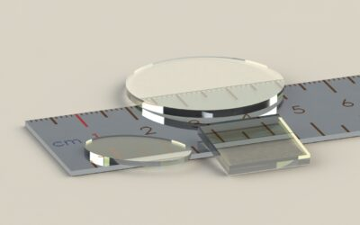 Dutch Diamond Technologies BV is able to produce monocrystalline discs with unique dimensions!